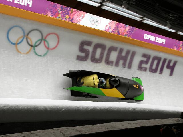 Jamajský bobový tím na zimných olympijských hrách 2014
