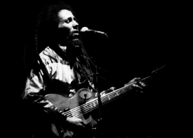 Bob Marley na koncerte